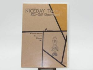 E9-2 DVD NICEDAY TOON 2003 ~ 2007 show reel animation image production company demo CM work CM advertisement materials