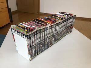 進撃の巨人  全巻  初版  帯 1巻~32巻 ガイドブック  冊子 チラシ  フルコンプ 美品