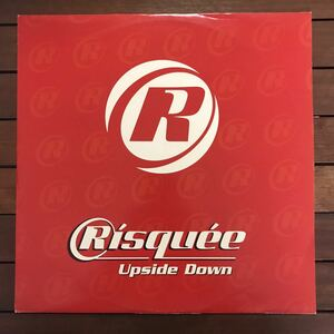 ●【r&b】Rsquee / Upside Down[12inch]オリジナル盤《4-2-61 9595》
