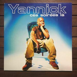 ●【eu-rap】Yannick / Ces Soirees La[12inch]オリジナル盤《4-2-48》