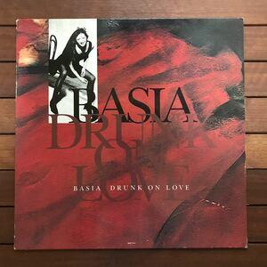 ●【r&b】Basia / Drunk On Love[12inch]オリジナル盤《9595》