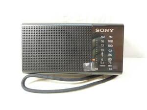 OK1484*SONY/ Sony /FM*AM 2 частота портативный портативный радио /ICF-P36/16 год производства [ Junk ]