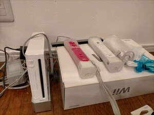 ニンテンドーWii Nintendo 一式 任天堂Wii
