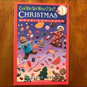 ミッケ クリスマス (英語版)洋書 英語絵本