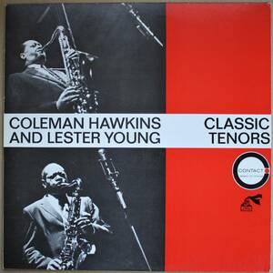 Coleman Hawkins And Lester Young - Classic Tenors レスター・ヤング & コールマン・ホーキンス