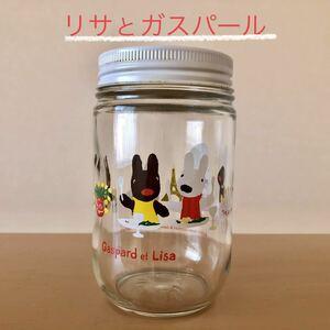 リサとガスパール キューピーマヨネーズ ガラス瓶