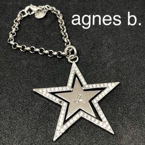 agnes b. アニエスベー バックチャーム キーホルダー