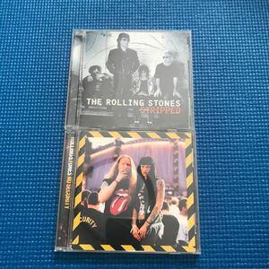 Rolling Stones ライブアルバム2枚組 ローリングストーンズ