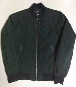 DIESEL MA-1 ジャケット L GREEN ディーゼル ボンバー フライト ナイロン ブルゾン flight bomber jacket MA 1 グリーン 緑