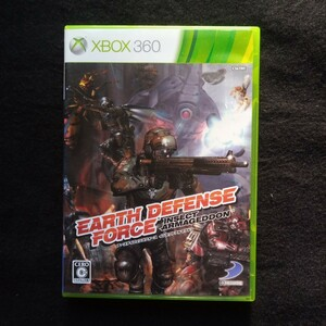 EARTH DEFENSE FORCE : INSECT ARMAGEDDON/Xbox360