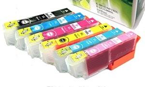 特価!! IC6CL80L 増量6色セット  EPSON エプソン 対応 高品質互換 インクカートリッジ  ICチップ付残量表示機能対応 インク