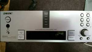 SONY ピクシー MD919 FM-AM STEREO/MULTI PROGRAMABLE TIMER 中古品