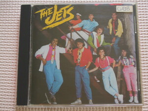 CD The Jets ジェッツ The Jets キュリオシティ 1985 You Got It All、Crush On You、Curiousity