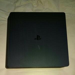 PS4 薄型 動作確認済み バージョン 7.02 PlayStation4 ジェット・ブラック 黒