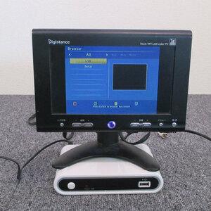 рабочий товар *ZP-320 носитель информации плеер Composite /HDMI нет пульта управления #ZP