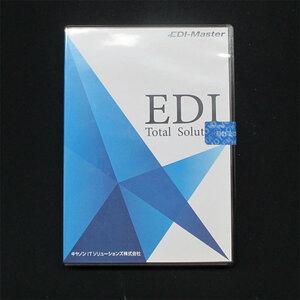 б/у товар *Canon ITso дракон shonzEDI Total Solution WEB-EDI электронный данные Windows#EDI