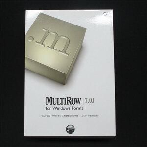 снижение цены б/у товар *Grape MULTI ROW 7.0J for Windows Forms данные g крышка 3 разработка Pro канал ключ иметь #MR7