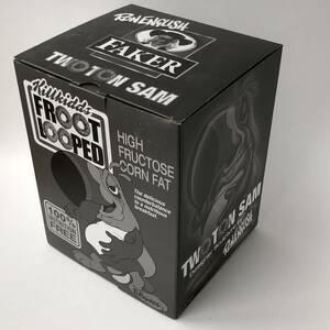 【未使用】希少品 限定 RON ENGLISH ロンイングリッシュ Cereal Killers シリアルキラー Two Ton Sam トゥートンサム モノトーン版 絶版