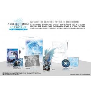 PS4『モンスターハンターワールド アイスボーン』コレクターズパッケージ(ソフト、DLC、フィギュア欠品)