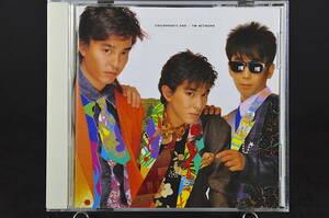 旧規格盤☆ TM NETWORK CHILDHOOD'S END / TM ネットワーク チャイルドフッズ・エンド 廃盤■ 全11曲 CD 2nd アルバム 32・8H-41 美盤!!