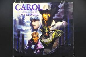初回盤☆ TMネットワーク キャロル/ TM NETWORK CAROL ■88年盤 全13曲 CD アルバム シティーハンター2 EDテーマ曲収録!! 32・8H-5070 美盤