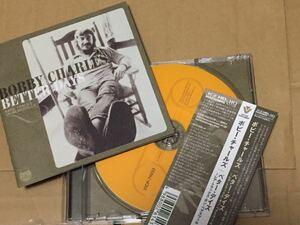送料込 Bobby Charles (ボビー・チャールズ) - ベター・デイズ レア・トラックス・オン・ベアズヴィル 国内盤CD