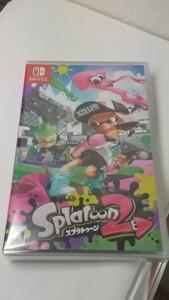 【新品】スプラトゥーン2 Nintendo Switch Splatoon2 ニンテンドースイッチソフト任天堂Switchソフト