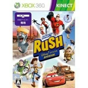 Xbox 360 Kinect ラッシュ