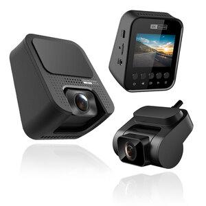 MAXWIN ドライブレコーダー 前後 2カメラ 同時録画 4K フルHD 高画質 ドラレコ SONY製センサー STARVIS スタービス 搭載 GPS HDR DVR-D027