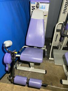 wt-02 レッグエクステンション トレーニング ミナト医科学 介護 運動器具 リハビリ weltonic 直接引取 近隣自社配送限定