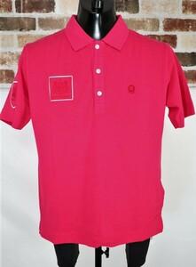 *出血85%OFF 新品 未使用 ストラスブルゴ STRASBURGO 半袖 ポロシャツ 定価26,400円(税込) サイズXS ピンク MCT42(XS)