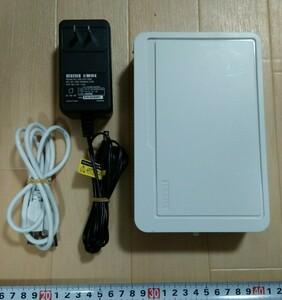 外付けハードディスク1.5TB テレビ録画にも アイオーデータ外付けHDD IODATA