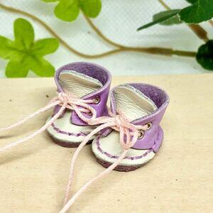 革細工 ミニチュア丸ブーツ miniature boots.