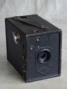 フランスアンティーク カメラ AGFA 写真機 ビンテージ 古道具 蚤の市 ブロカント ディスプレイ インテリア 店舗什器