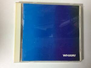 WHAM! ワム!「エッジ・オヴ・ヘブン MUSIC FROM THE EDGE OF HEAVEN」日本盤