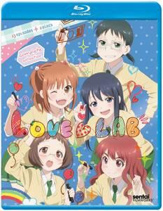 【送料込】恋愛ラボ 全13話 (北米版 ブルーレイ) Love Lab blu-ray BD