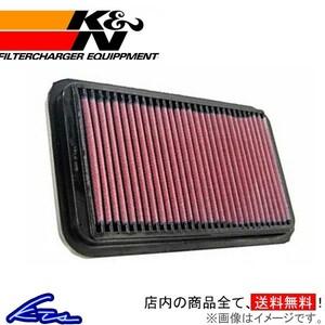 K&N リプレイスメント 純正交換タイプ エアフィルター ビークロス UGS25DW 33-2064 K and N KアンドN REPLACEMENT