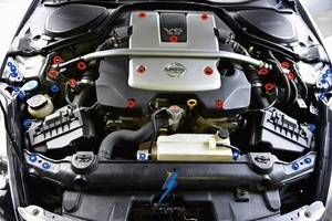 デイトナ【フェアレディZ(Z33後期VQ35HR)カスタムキット By サンダーボルト】フェアレディZ Z33
