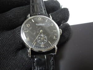 CIRCA (サーカ) CT114RPB 腕時計 黒革ベルト 展示未使用品