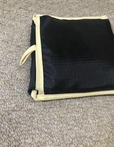 エコバッグ 折り畳み 撥水 コンパクト お買い物バッグ 大きい 軽量 頑丈 耐久 携帯便利 シンプル 無地 ショッピングバッグ レジ袋 ブラック