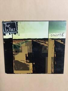 送料無料 THE BELLES「OMERT」輸入盤 デジパック仕様