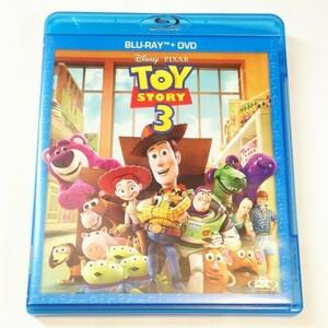 ディズニー ピクサー トイ・ストーリー3 ブルーレイ+DVDセット('10米)〈2枚組〉 Blu-