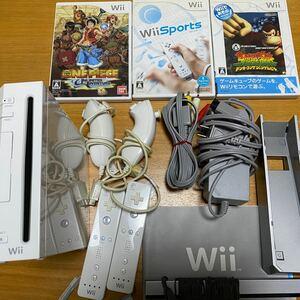 任天堂Wiiとソフト