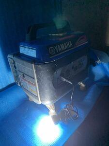 YAMAHA ヤマハ ポータブル発電機 EF9H エンジン発電機 60Hz 中古 動作確認済み
