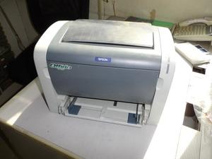 A【長3104282】OA エプソンプリンター LP-1400 ジャンク故障品 本体のみ 給紙トレイ台不足