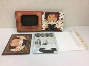 ◆[Blu-ray] ローゼンメイデン Blu-ray BOX 1[初回限定版]  中古品 syadv030790