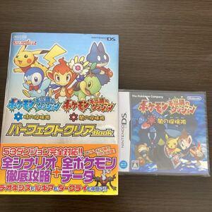 NINTENDO DS ソフト ポケモン