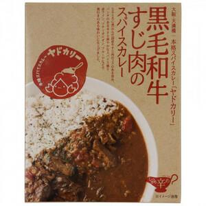 ミッション 黒毛和牛すじ肉のスパイスカレー 20食セット(a-1668900)