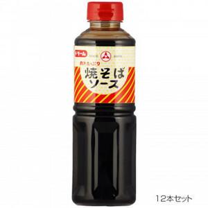 ドリーム 肉汁たっぷり 焼きそばソース 490g 12本セット(a-1658524)