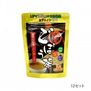 つぼ市製茶本舗 粉末ごぼう茶 35g 12セット(a-1628029)